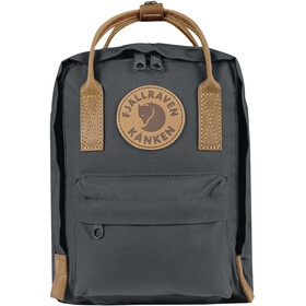 Fjällräven Kånken No.2 Mini Rugzak Kinderen, super grey